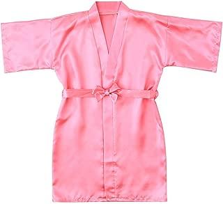 Adult XL DAIMIDY Boy Family Matching Soft Flannel Bathrobe 1 Years