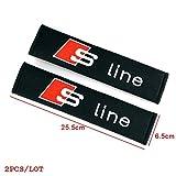 protrex UK cp101audi Sline Racing Stil Sicherheitsgurt Schulterpolster
