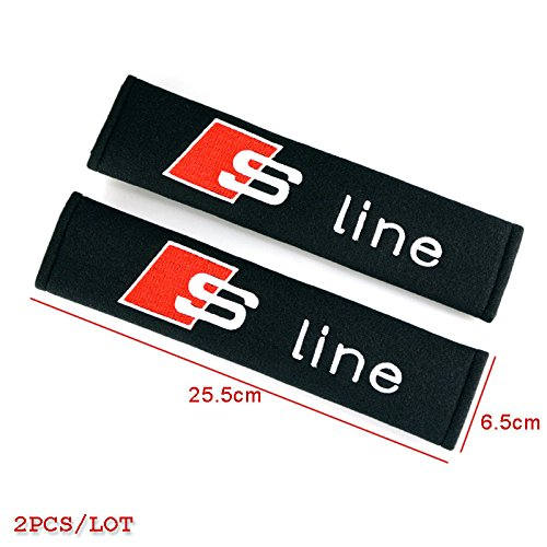 S Line Sicherheitsgurt Schulter-Pads