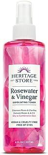 Sponsored Ad - Heritage Store Rosewater Vinegar   Exfoliating Toner w/Apple Cider Vinegar   Cleans Pores & Clarifies Skin...