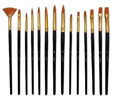 yohino Multi Purpose Paint Brush Set