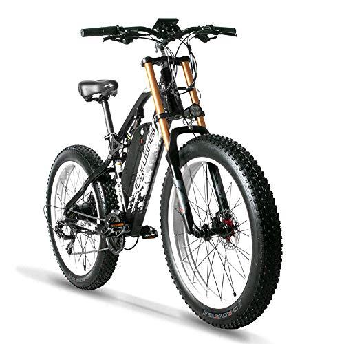 Cyrusher XF900 Electric Bike 750w Fat Tire Mountain Bike