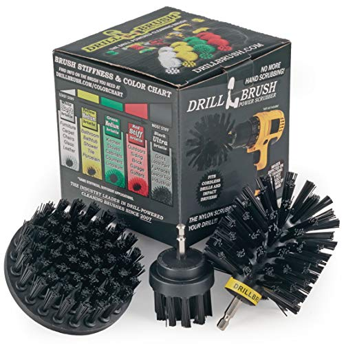 Cleaning Accessories - Industrial Brush - Baked on Food Remover...