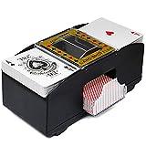 Automatic Card Shuffler Portable Poker Electric Shuffling Machine Battery Powered Card Shuffler
