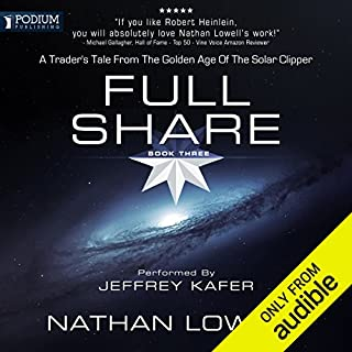 Full Share audiobook cover art