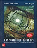 Communication Networks: Fundamental Concepts and Key Architectures (International Edition) (McGraw-H