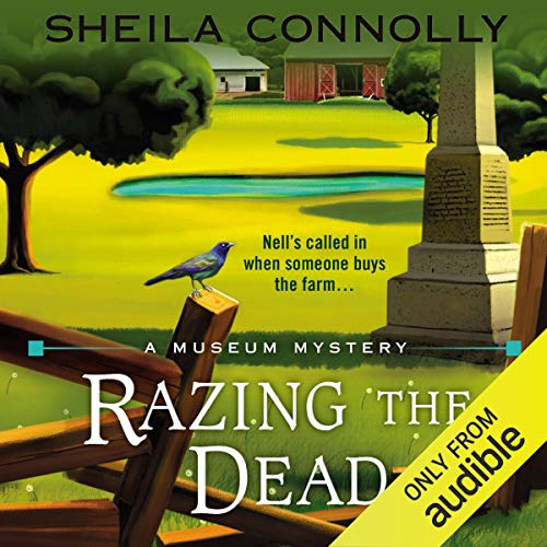 Razing the Dead audiobook cover art