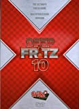 Fritz 10 DVD-ROM (FREE 3 MONTH ACCES TO FRITZ ONLINE)