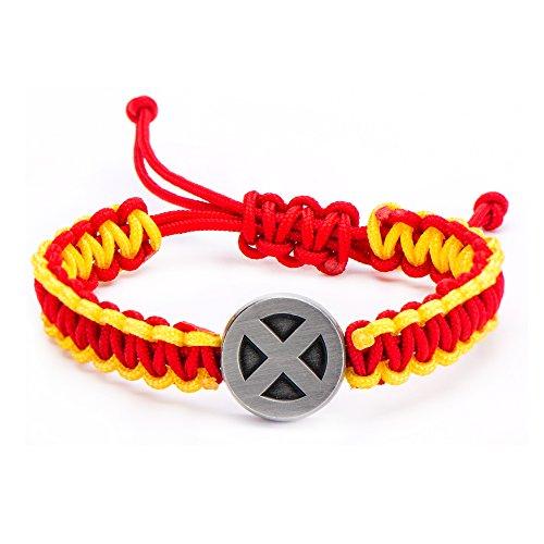 BodyVibe Marvel X-Men Paracord-Armband