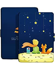 Ayotu Estuche de Colores para Kindle Paperwhite-Se Adapta a Todas Las Generaciones de Paperwhite anteriores a 2018(No se Ajusta a la 10ª generación de Paperwhite) K5-09 The Boy and Fox