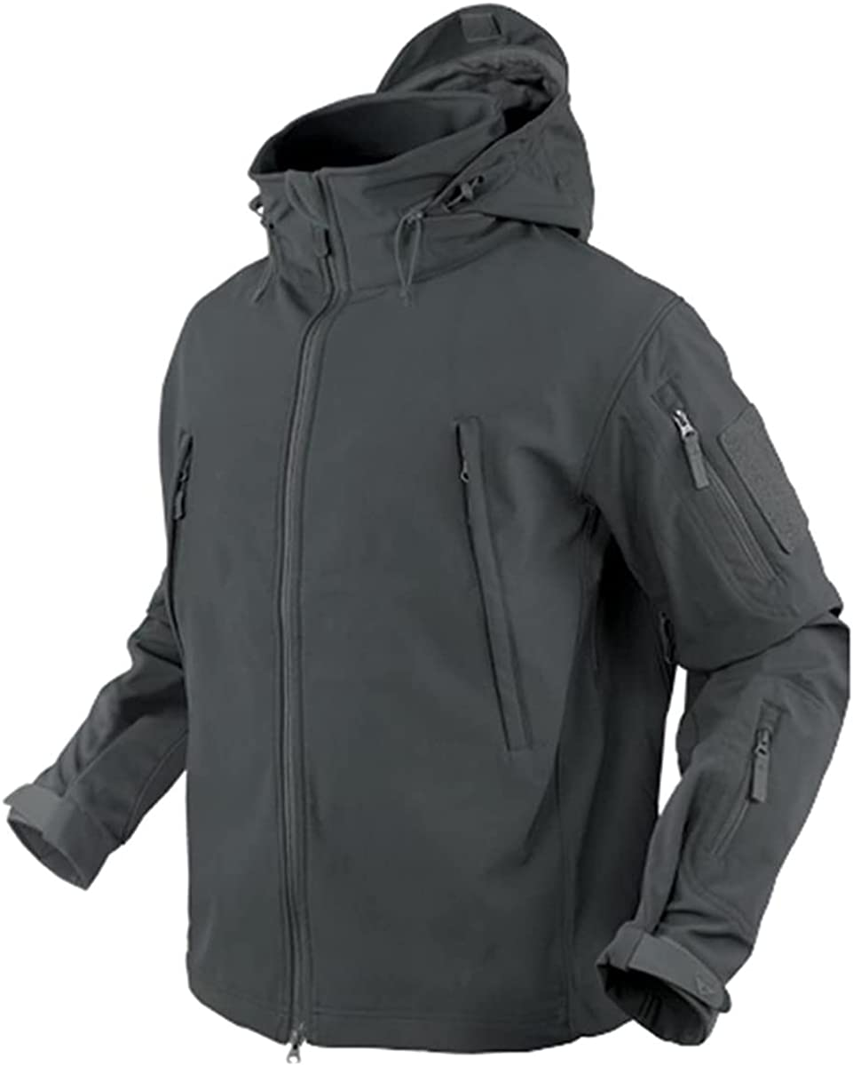 Max 57% OFF Condor Summit Soft Shell Translated X-Small Jacket Graphite