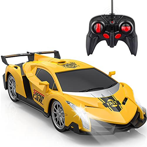 Growsland Remote Control Car, RC Cars Xmas Gifts for Kids...