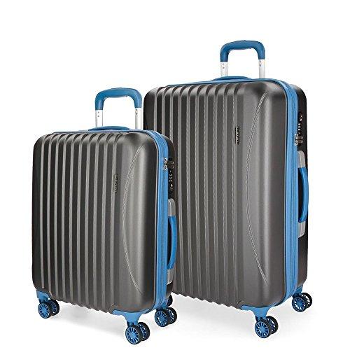 Movom Circus 5429563 - Set de 2 maletas, 36 L/71 L, 55 cm/67 cm