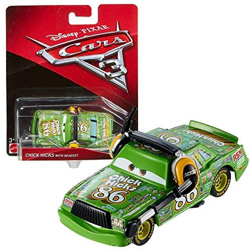 Disney Pixar Cars 3 DXV48 Coche personajes