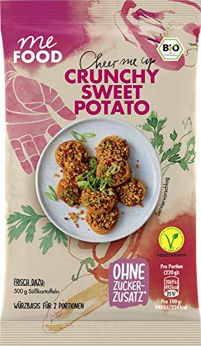 me FOOD Cheer up Sweet Potato Crunch, 10er Pack (10 x 45 g)