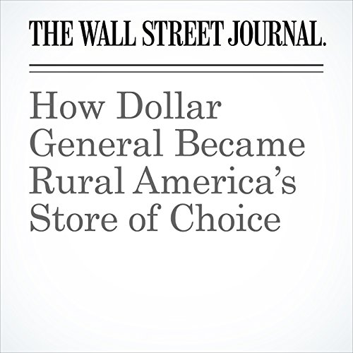 How Dollar General Became Rural America's Store of Choice copertina