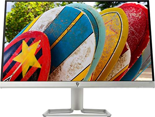 HP 22fw Ultra-Thin Full HD 21.5-inch IPS Monitor with VGA and HDMI Ports (3KS60AA/3KS61AA)