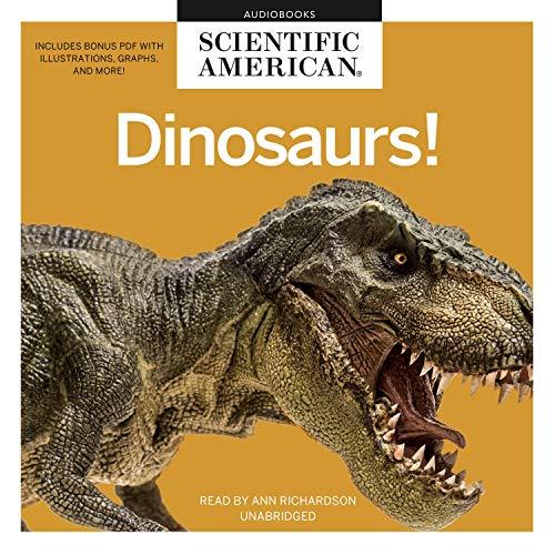 Dinosaurs! cover art