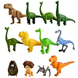 12Pcs Dinosaur cake topper Action Figure Toys Premium Dinosaur Cake Toppers good Dinosaur cake decorations and Party Favors for Dinosaur party supplier birthday