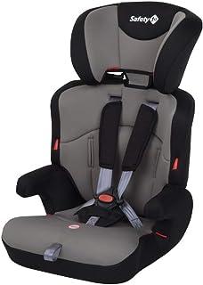 Safety 1st Ever Safe - Silla de Coche para Niños, de Grupo 1/2/3 (9 Meses-12 años, 9-36 kg), color gris