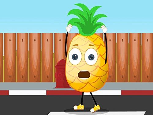 Pineapple Rhyme