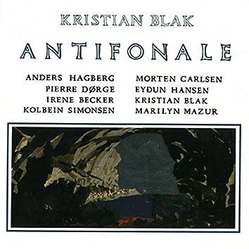 Antifonale (feat. Pierre Dørge, Irene Becker, Kolbein Simonsen, Morten Carlsen, Marilyn Mazur, Eyðun Hansen)