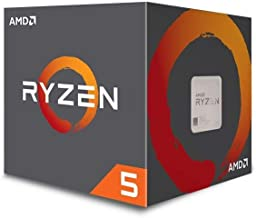 AMD YD150XBBAEBOX Ryzen 5 1500X Processor with Wraith Spire Cooler