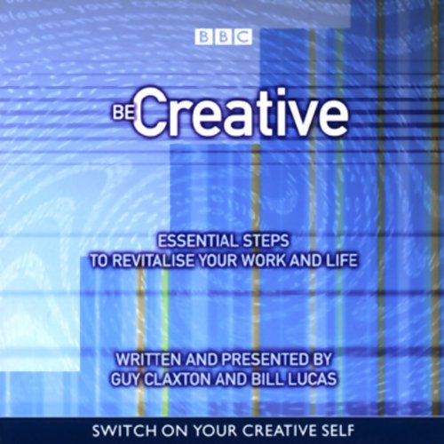 Be Creative audiobook cover art