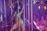 Frankie & Alice Halle Berry Sexy Costume Dancing in cage busty!24x36 Poster
