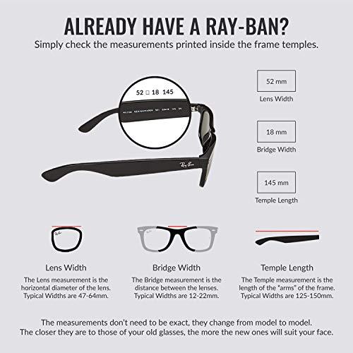Ray-Ban MOD. 3647N SUN - Occhiali da Sole Unisex