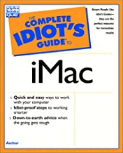 Complete Idiot's Guide to iMac (Complete Idiot's Guide)