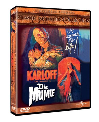 Classic Monster Collection - Die Mumie