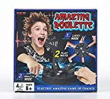 Electric Finger Shocking Lie Detector Polygraph Test Truth Games Novelty Gag Toys for Ages 6 Years and Up,3xAA Batteries, not Included