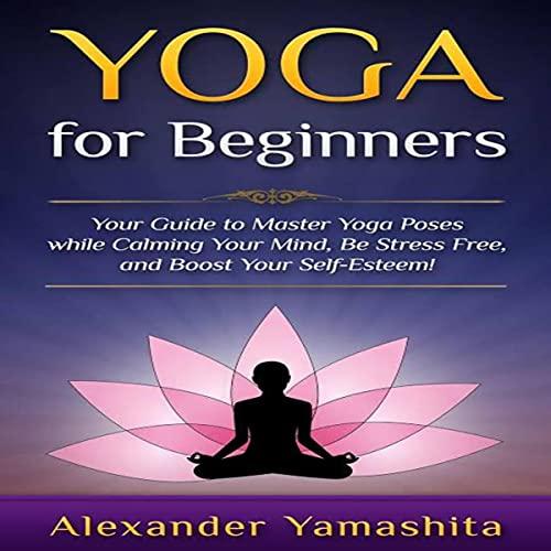 Yoga for Beginners cover art
