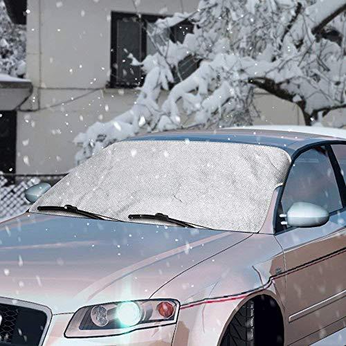 Cubierta del Parabrisas, Cubierta del Parabrisas Delantero Topist, protección contra heladas del automóvil, Cubierta del Parabrisas para automóvil estándar.