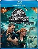 Jurassic World: Fallen Kingdom [Blu-ray + DVD + Digital HD]