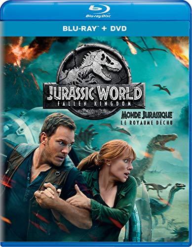 Monde Jurassique : Le Royaume Déchu [Blu-ray] (Sous-titres français) - 0