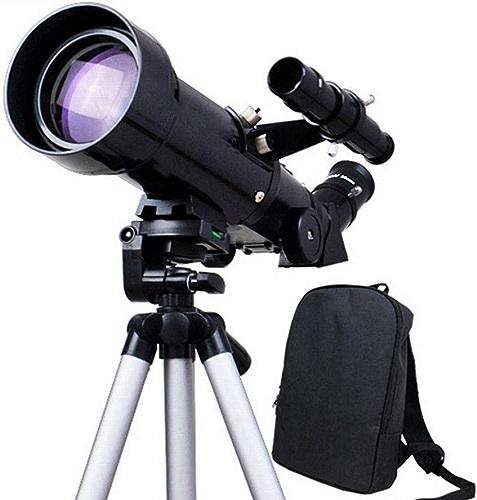 Py YP Télescope étudiant Enfants Stargazing Monde Double Entrée Haute Définition,Une
