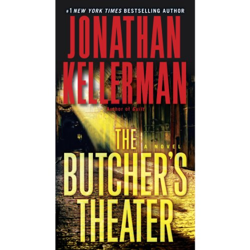 The Butcher's Theater audiobook cover art