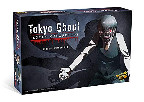 Tokyo Ghoul: Bloody Masqu