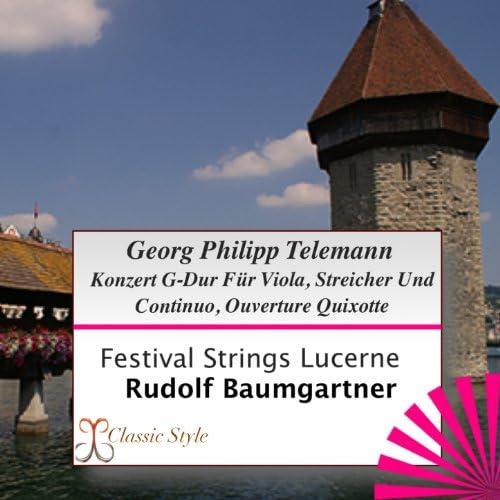 Festival Strings Lucerne, Ulrich Koch Rudolf Baumbartner