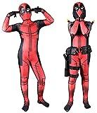 Halloween Superhero Costume Cosplay Kids Bodysuit Zentai Spandex 3D Print for Boys 4T
