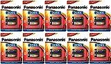 Pila de Litio Panasonic 2CR5 6V - Blister 1 x10 - Caja 10 Blister