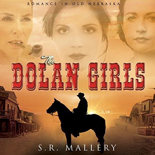 The Dolan Girls audiobook cover art