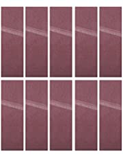 Schuurband, Bandschuurmachine Papier, 10st 533x75mm Schuurband 21x3 Inch Schuurband voor Bandschuurmachine 40-180 Korrel(100#)