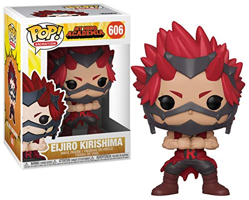 Pop! Figura De Vinil: Animation: My Hero Academia - Kirishima