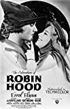 The Adventures of Robin Hood Poster Drucken (27,94 x 43,18