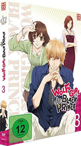 Wolf Girl & Black Prince - Vol. 3 - OVA - [DVD] [Alemania]
