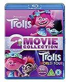 Trolls (2016) / Trolls World Tour [Blu-Ray 3D]+[2xBlu-Ray] (No hay versión española)