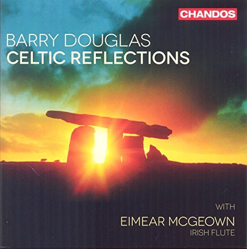 Celtic Reflections by Barry Douglas (2014-09-30)